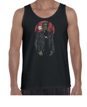 Load image into Gallery viewer, Franken Rockstar Music Inspired Halloween Vest Tank Top Muscle Shirt Mens 3302
