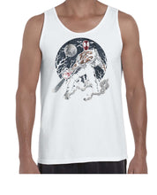 Load image into Gallery viewer, Texas DPool Chainsaw Mashup Vest Tank Top Muscle Shirt Mens 3301