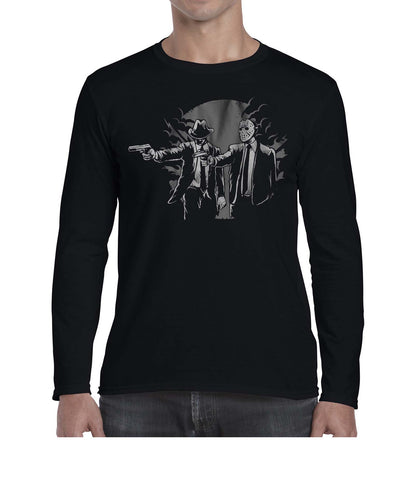 Say What Halloween Movie Inspired Graphic Long Sleeve Tshirt Shirt Mens Unisex 3313