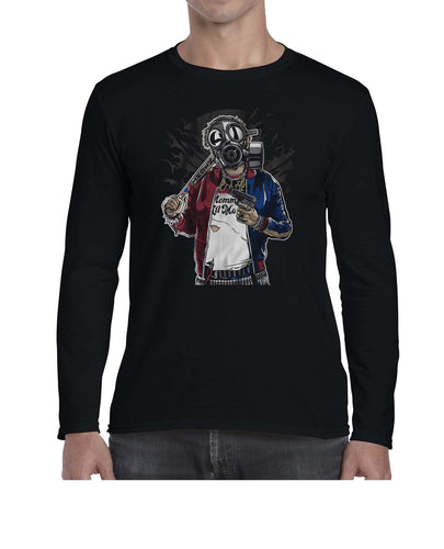 Lil Mo Apocalypse Style Graphic Fan Art Long Sleeve Tshirt Shirt Mens Unisex 3325