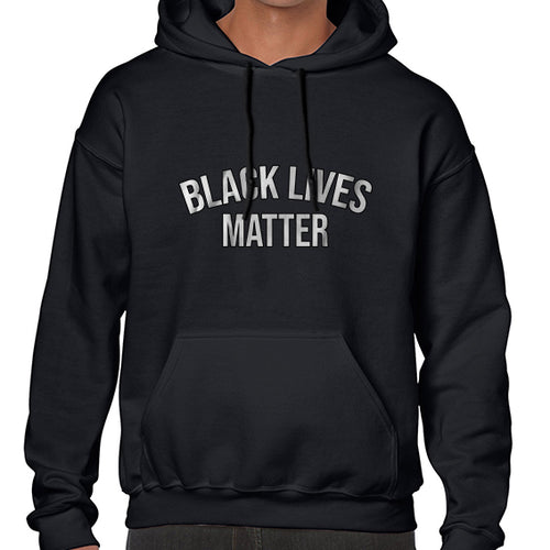 Black Lives Matter Statement Awareness Hoodies Hoodie Hoody Mens Ladies Kids Unisex 6458