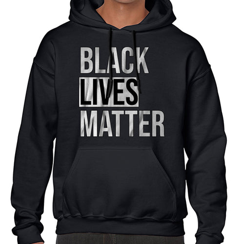 Black Lives Matter Movement Statement Hoodies Hoodie Hoody Mens Ladies Kids Unisex 6457