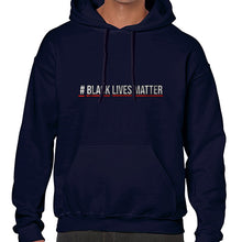 Load image into Gallery viewer, Hashtag Black Lives Matter Movement Hoodies Hoodie Hoody Mens Ladies Kids Unisex 6456