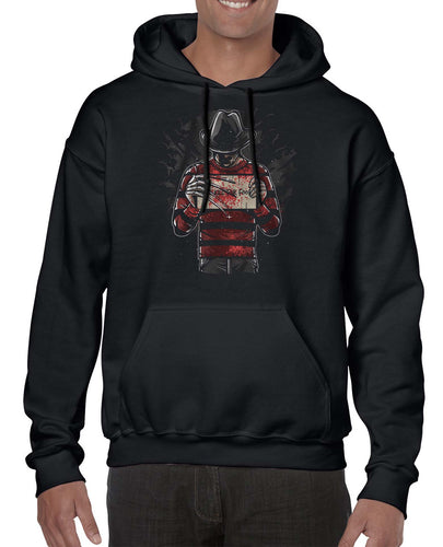 Freddy's Final Nightmare Movie Inspired Fan Art Graphic Hoodies Hoodie Hoody Mens Ladies Kids Unisex 3303