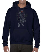 Load image into Gallery viewer, Comic Book Inspired Judge Dredd Graphic Hoodies Hoodie Hoody Mens Ladies Kids Unisex 3305