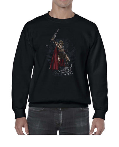 Master Of The Universe Cartoon Inspired Graphic Sweater Jumper Sweatshirt Mens Ladies Kids Unisex 3329