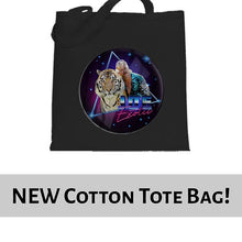 Load image into Gallery viewer, Joe Exotic Tiger King Carole Baskin Tote Bag Cotton Shopper 38x42cm 6434