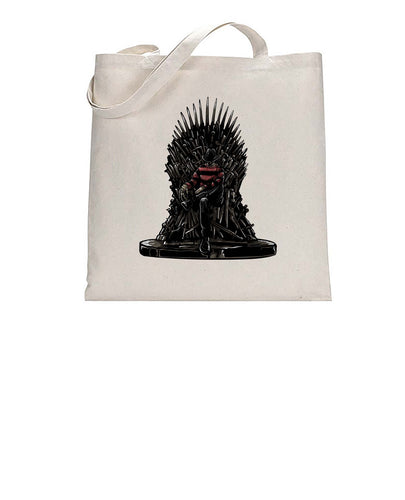 Freddy's Throne TV Movie Inspired Halloween Tote Bag Cotton Shopper 38x42cm 3310