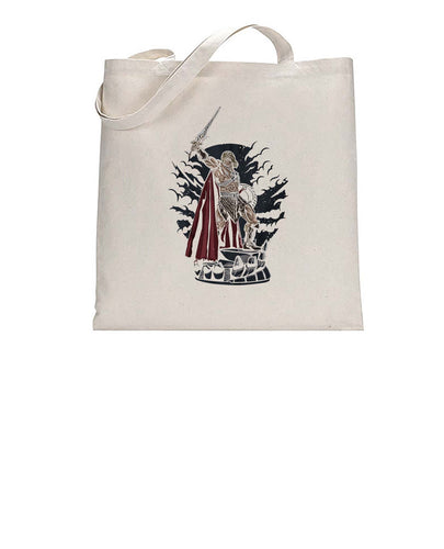 Master Of The Universe Cartoon Inspired Graphic Tote Bag Cotton Shopper 38x42cm 3329