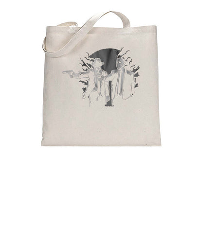 Say What Halloween Movie Inspired Graphic Tote Bag Cotton Shopper 38x42cm 3313