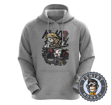 Load image into Gallery viewer, Cute Cartoon Scary Clown IT Inspired Graphic Hoodies Hoodie Hoody Mens Ladies Kids Unisex 2369