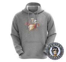 Load image into Gallery viewer, Lightning Shazam Graphic Illustration Hoodies Hoodie Hoody Mens Ladies Kids Unisex 2376