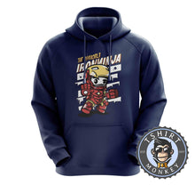 Load image into Gallery viewer, The Invincible Iron Ninja Cute Meme Cartoon Hoodies Hoodie Hoody Mens Ladies Kids Unisex 2370