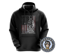 Load image into Gallery viewer, Stand Up On What You Believe In Hoodies Hoodie Hoody Jumper Pullover Mens Ladies Kids Unisex 0171