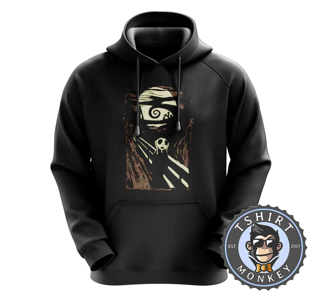 Jack Screams Hoodies Hoodie Hoody Jumper Pullover Mens Ladies Kids Unisex 2851