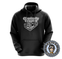 Load image into Gallery viewer, Classically Trained Music Inspired Mixer Vintage Hoodies Hoodie Hoody Jumper Pullover Mens Ladies Kids Unisex 1098