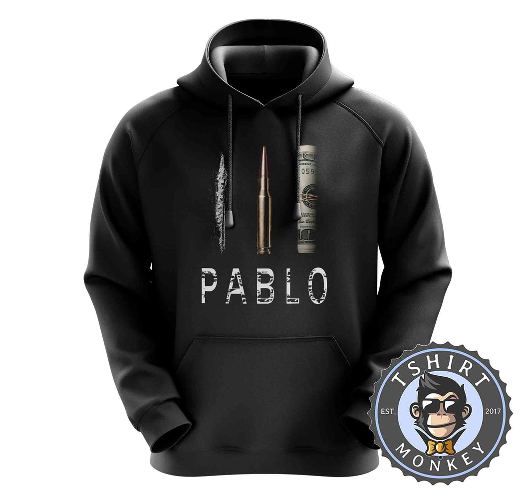 Pablo Hoodies Hoodie Hoody Jumper Pullover Mens Ladies Kids Unisex 0125