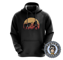 Load image into Gallery viewer, Hidden Together Bigfoot Sasquatch Unicorn Vintage Hoodies Hoodie Hoody Jumper Pullover Mens Ladies Kids Unisex 1072
