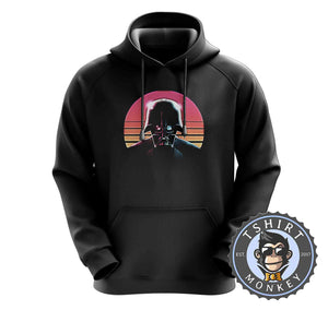The Dark Side - Vader Hoodies Hoodie Hoody Jumper Pullover Mens Ladies Kids Unisex 2935