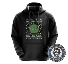Load image into Gallery viewer, Wubba Lubba Dub Dub Ugly Sweater Christmas Hoodies Hoodie Hoody Jumper Pullover Mens Ladies Kids Unisex 1678