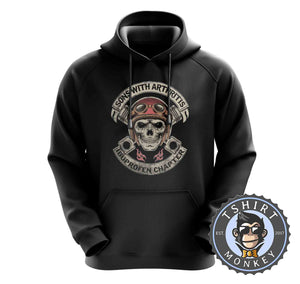 Ibuprofen Chapter SOA Inspired Hoodies Hoodie Hoody Jumper Pullover Mens Ladies Kids Unisex 0043