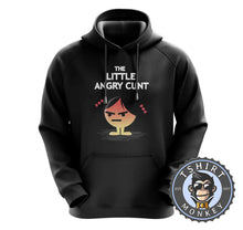 Load image into Gallery viewer, Little Angry Cunt Hoodies Hoodie Hoody Jumper Pullover Mens Ladies Kids Unisex 0136