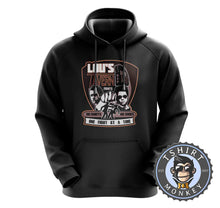 Load image into Gallery viewer, Lou's Tavern Fight Club Hoodies Hoodie Hoody Jumper Pullover Mens Ladies Kids Unisex 0324