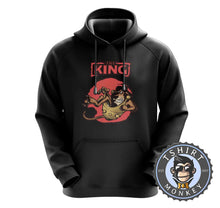 Load image into Gallery viewer, The King - Lion Inspired Animal Print Graphic Cartoon Hoodies Hoodie Hoody Jumper Pullover Mens Ladies Kids Unisex 1258