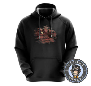 Reflection Hoodies Hoodie Hoody Jumper Pullover Mens Ladies Kids Unisex 0093