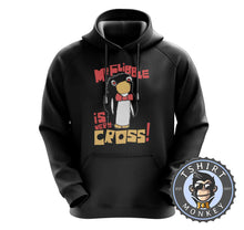 Load image into Gallery viewer, Red Dwarf Mr Flibble Is Very Cross Funny Cartoon Hoodies Hoodie Hoody Jumper Pullover Mens Ladies Kids Unisex 1101