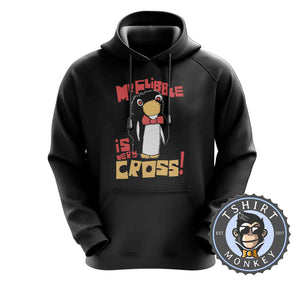 Red Dwarf Mr Flibble Is Very Cross Funny Cartoon Hoodies Hoodie Hoody Jumper Pullover Mens Ladies Kids Unisex 1101