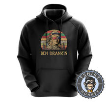 Load image into Gallery viewer, Ben Drankin Hoodies Hoodie Hoody Jumper Pullover Mens Ladies Kids Unisex 2997