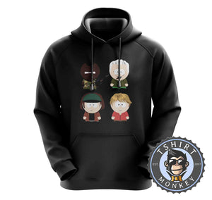 South Park Hoodies Hoodie Hoody Jumper Pullover Mens Ladies Kids Unisex 0138