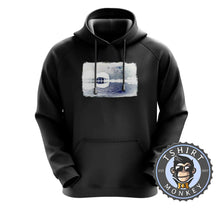 Load image into Gallery viewer, Distressed Guitar Island Inverted Hoodies Hoodie Hoody Jumper Pullover Mens Ladies Kids Unisex 0086