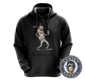 Rock n Roll Stoner Air Guitar Hoodies Hoodie Hoody Jumper Pullover Mens Ladies Kids Unisex 0064