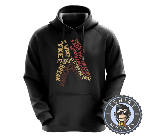 Queen Songs Music Inspired Freddie Mercury Abstract Statement Hoodies Hoodie Hoody Jumper Pullover Mens Ladies Kids Unisex 1154