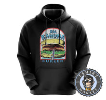 Load image into Gallery viewer, Big Kahuna Burger Pulp Fiction Movie Inspired Vintage Summer Hoodies Hoodie Hoody Jumper Pullover Mens Ladies Kids Unisex 1116