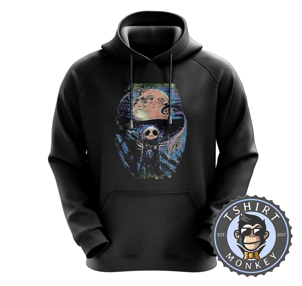Scream Before Christmas Hoodies Hoodie Hoody Jumper Pullover Mens Ladies Kids Unisex 2860