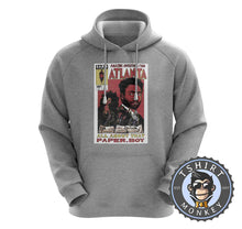 Load image into Gallery viewer, Amazing Adventures From Atlanta Halftone Graphic Illustration Funny Comics Hoodies Hoodie Hoody Jumper Pullover Mens Ladies Kids Unisex 1195