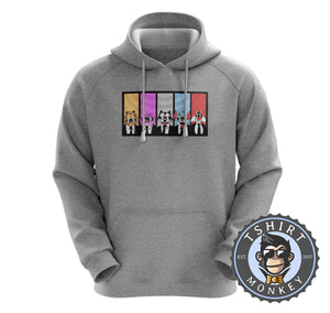 Cats Reservoir Popular TV Inspired Cat Cool Cartoon Hoodies Hoodie Hoody Jumper Pullover Mens Ladies Kids Unisex 1458