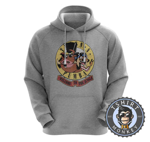 Welcome To The Jungle Timon And Pumba Movie Inspired Meme Hoodies Hoodie Hoody Jumper Pullover Mens Ladies Kids Unisex 1262
