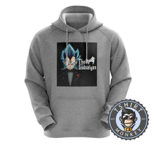 Load image into Gallery viewer, The God Saiyan Hoodies Hoodie Hoody Jumper Pullover Mens Ladies Kids Unisex 0109