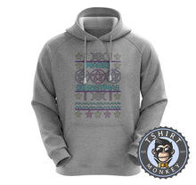 Load image into Gallery viewer, Magical Christmas Ugly Sweater Christmas Hoodies Hoodie Hoody Jumper Pullover Mens Ladies Kids Unisex 2878