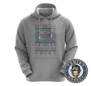 Magical Christmas Ugly Sweater Christmas Hoodies Hoodie Hoody Jumper Pullover Mens Ladies Kids Unisex 2878