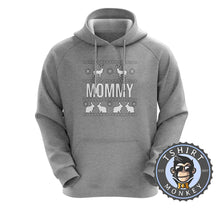 Load image into Gallery viewer, Mommy Ugly Sweater Christmas Hoodies Hoodie Hoody Jumper Pullover Mens Ladies Kids Unisex 1653