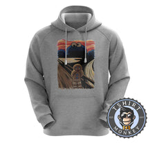 Load image into Gallery viewer, Cookie Monster Gingerbread Scream TV Inspired Halftone Mashup Hoodies Hoodie Hoody Jumper Pullover Mens Ladies Kids Unisex 1329