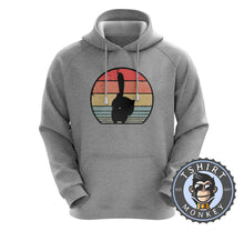 Load image into Gallery viewer, Cat Hole Funny Vintage Cat Lover Hoodies Hoodie Hoody Jumper Pullover Mens Ladies Kids Unisex 1223