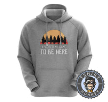 Load image into Gallery viewer, I Paused My Game To Be Here - Red Dead Redemption Game Inspired Hoodies Hoodie Hoody Jumper Pullover Mens Ladies Kids Unisex 1091