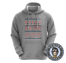 Load image into Gallery viewer, Conquer Ugly Sweater Christmas Hoodies Hoodie Hoody Jumper Pullover Mens Ladies Kids Unisex 2898