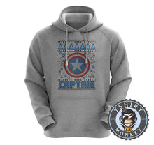 Load image into Gallery viewer, The Captain Ugly Sweater Chistmas Hoodies Hoodie Hoody Jumper Pullover Mens Ladies Kids Unisex 1625